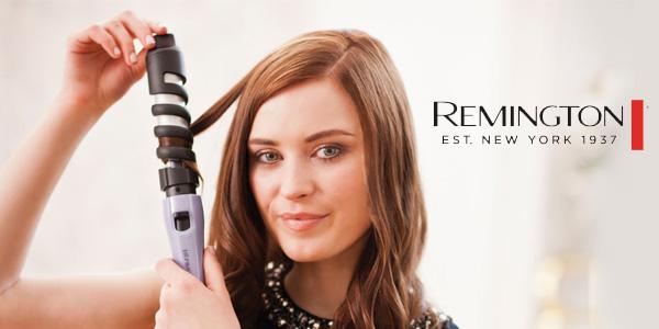 Moldeador de pelo Remington CI63E1 Dual Curl chollo en Amazon