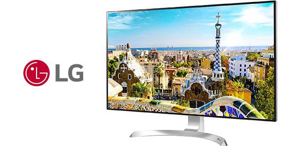 """Monitor LG 32UD99-W de 32"""" 4K UHD HDR en oferta"""