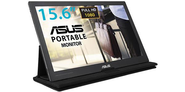 Monitor portátil ASUS MB169C+ de 15,6'' Full HD USB Tipo-C
