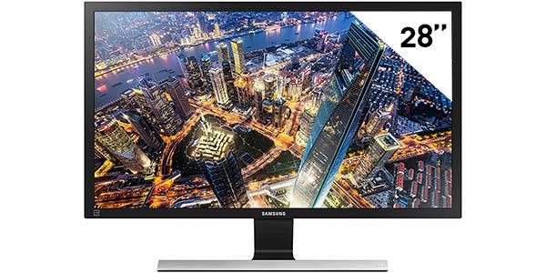 """Monitor Samsung U28E590D de 28"""" UHD 4K"""