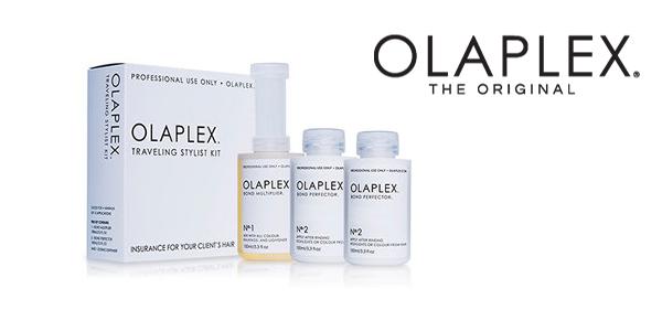 Kit Olaplex Traveling Stylist de 300 ml chollazo en Amazon