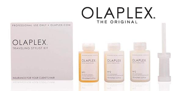 Kit Olaplex Traveling Stylist de 300 ml barato en Amazon