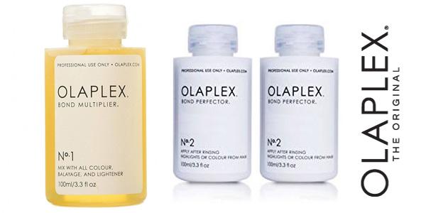 Kit Olaplex Traveling Stylist de 300 ml chollo en Amazon