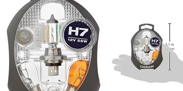 OSRAM H7 Original lámparas de recambio para coche estuche chollo