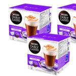 Pack 48 cápsulas NESCAFÉ Dolce Gusto Café Chococino Caramel barato en Amazon