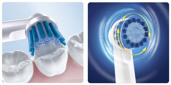 Pack x6 Recambios Braun Oral-B Sensitive chollazo en Amazon