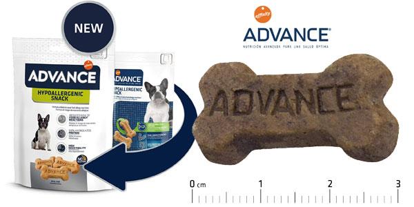 Pack x7 Advance Snack Puppy x 150gr/ud chollo en Amazon