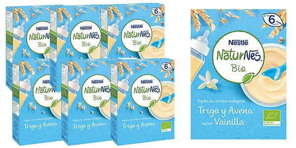 papillas Nestlé NaturNes Bio oferta