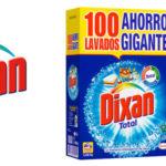 Paquete Dixan Detergente Polvo Total 100 Lavados barato en Amazon
