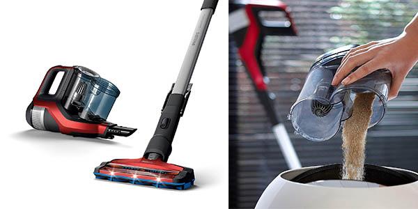 Philips SpeedPro Max aspirador escoba chollo