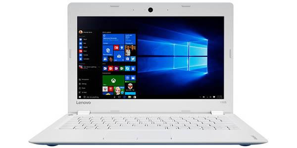 Portátil Lenovo Ideapad 110S-11IBR de 11,6'' HD