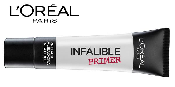 Prebase Maquillaje L'Oreal Paris Infalible Mate Primer barata en Amazon
