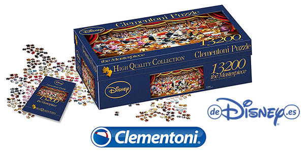 Puzle Clementoni Disney Orchestra barato
