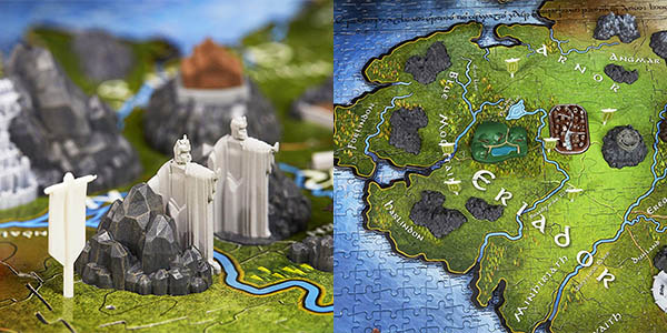Puzle Lord of the Rings de 4D Cityscape en Amazon