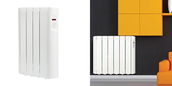 radiador térmico digital Haverland RC4E con 4 elementos de calor relación calidad-precio estupenda
