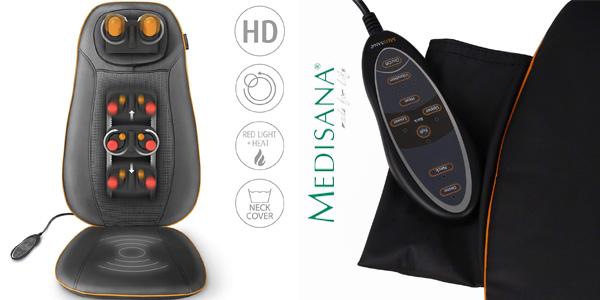 Respaldo masajeador Medisana MCN 88930 espalda shiatsu y acupresión chollazo en Amazon