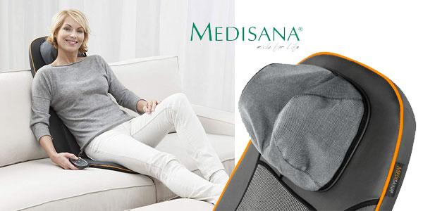 Respaldo masajeador Medisana MCN 88930 espalda shiatsu y acupresión chollo en Amazon