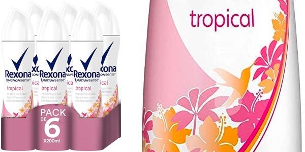 Rexona Tropical al mejor precio