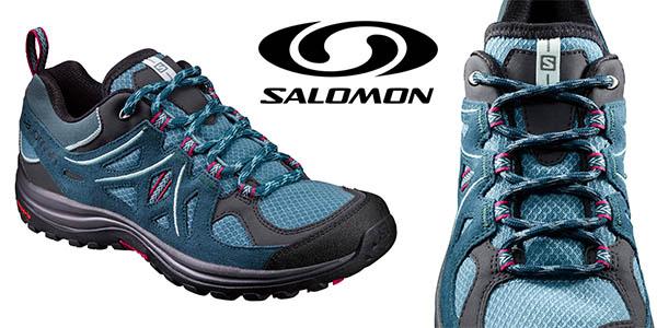 Salomon Ellipse 2 Aero W zapatillas de senderismo baratas