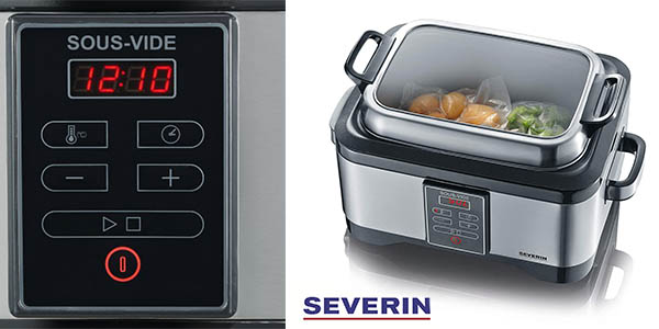 Severin SV 2447 horno de cocción al vacío barato