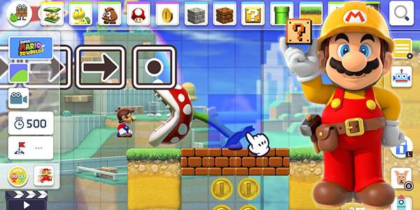 Super Mario Maker 2 para Nintendo Switch barato