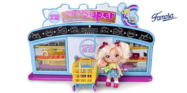 Set Barriguitas Supermercado (Famosa 700014516) chollo en Amazon