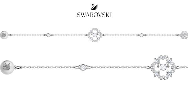Swarovski Remix Collection Sparkling Dance Flower chollazo en Amazon