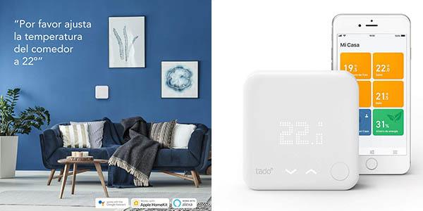 Tado termostato inteligente con genial relación calidad-precio