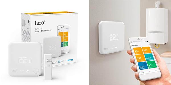 termostato Tado para climatización barato