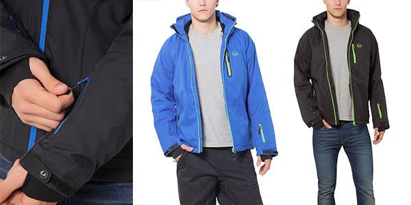 Ultrasport Everest chaqueta senderismo oferta