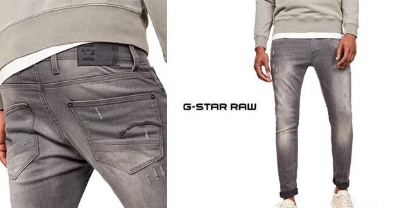 Comprar vaqueros G-Star Raw Revend Skinny baratos en Amazon