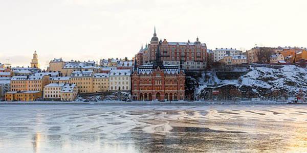 viaje corto a Estocolmo low cost