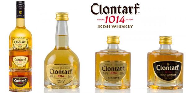 Whisky Clontarf Trinity (3 x 200 ml) barato