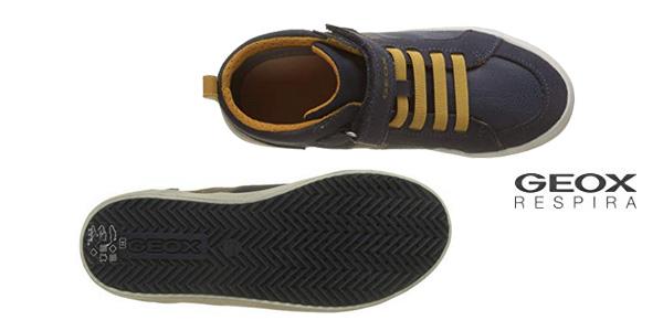 Permitirse Nuestra compañía casamentero  Geox J Alonisso Boy B Zapatillas para Niños Zapatos Zapatos para niño