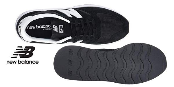Zapatillas deportivas New Balance Mrl420 para hombre chollo en Amazon