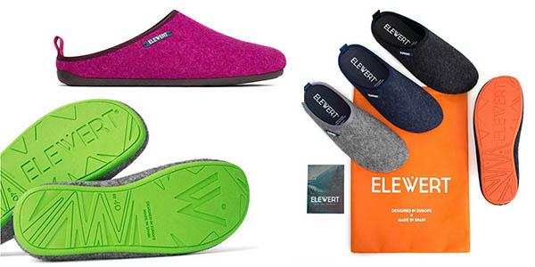 zapatillas de estar por casa Elewert con relación calidad-precio estupenda