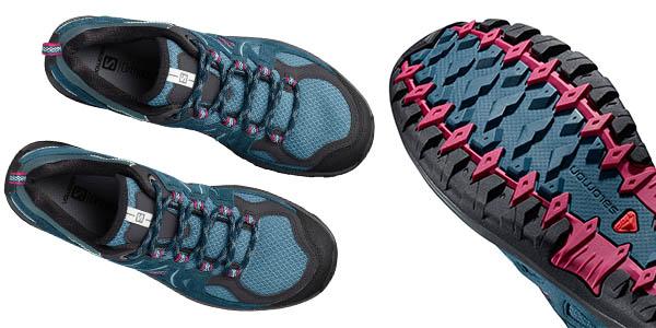 zapatillas de senderismo Salomon Ellipse 2 Aero W oferta