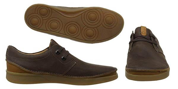 zapatos Clarks Oakland Lace oferta