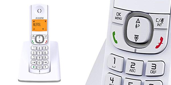Teléfono fijo inalámbrico Alcatel F530 rebajado en Amazon