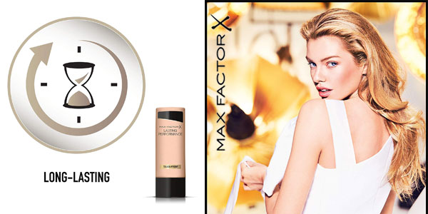 Base maquillaje Max Factor Lasting Performance Make Up tono 102 pastelle chollo en Amazon