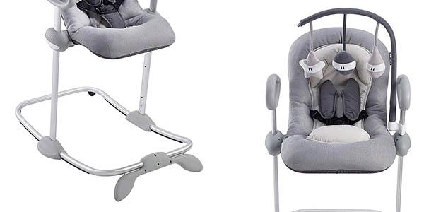 Béaba 915020 hamaca para bebés trona regulable chollo