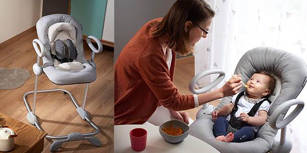 Béaba 915020 hamaca trona para bebés con relación calidad-precio estupenda