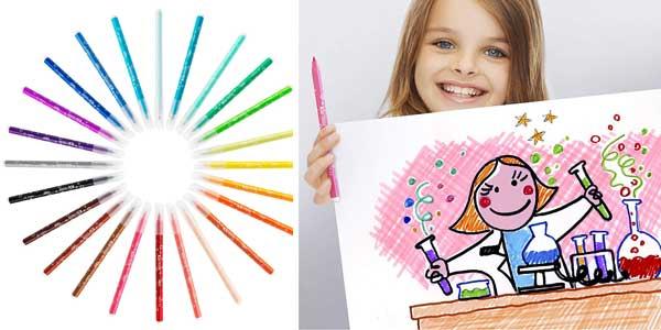 Pack de 36 rotuladores BIC Kids Kid Couleur chollo en Amazon