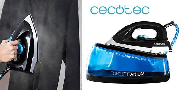 Cecotec ForceTitanium 4000 Smart centro de planchado barato