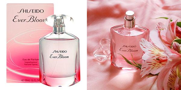 Chollo Eau de toilette Shiseido Ever Bloom (50 ml) para mujer