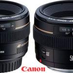 Chollo Objetivo Canon EF 50mm f/1.4 USM (distancia focal 50 mm, diámetro 58 mm)