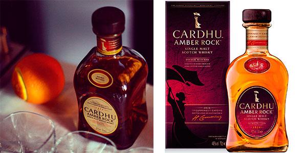 Chollo Whisky Cardhu Amber Rock de 700 ml