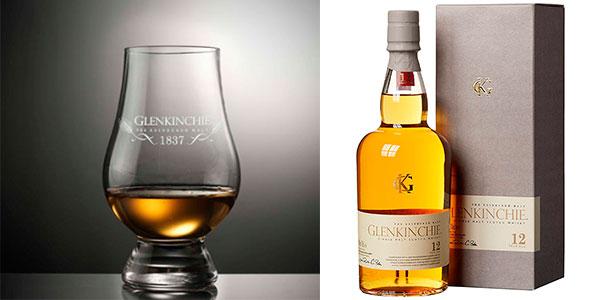 Chollo Whisky escocés Glenkinchie de 12 años (700 ml)