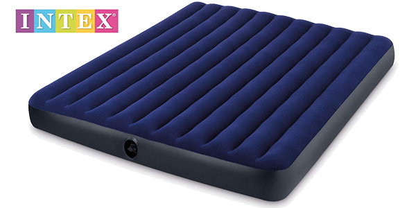 Colchón hinchable Intex 68755 Classic doble chollazo en Amazon