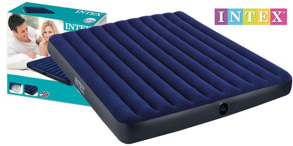 Colchón hinchable Intex 68755 Classic doble barato en Amazon